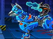 Cyber Dog Assembling