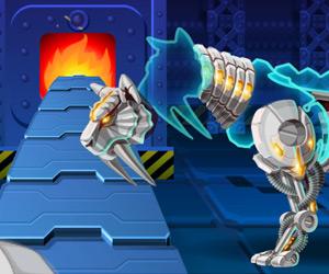 Cyber Smilodon Assembling