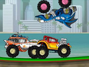 Crazy Cars Race