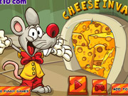 Cheese Invasion