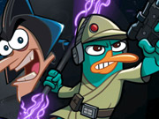 Phineas And Ferb Agent P Rebel Spy