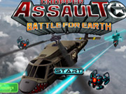 Chopper Assault: Battle for Earth