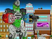 KING Robot War